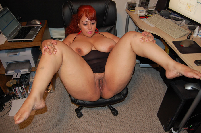 Thick mexican milf